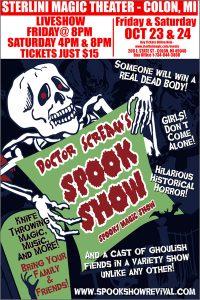 Doctor Scream's Spook Show